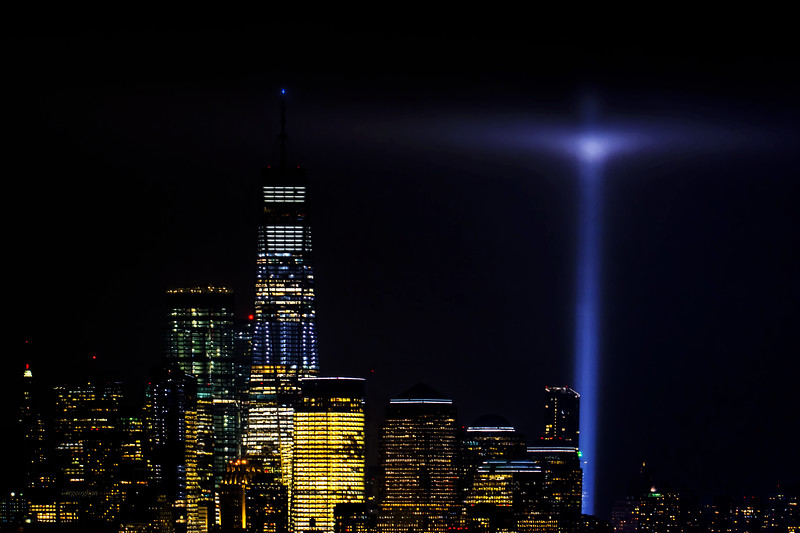 Vision in Blue for 9/11