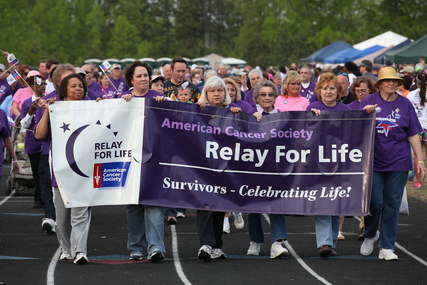 Relay for Life Gastonia 2013 - 4/26/13
