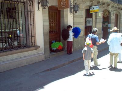 San Miguel de Allende  - Mexico (Summer 2005)