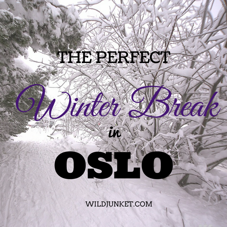 winter break in Oslo