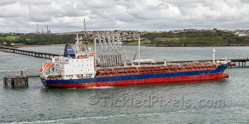Oil Products Tanker 'Pembroke Fisher'