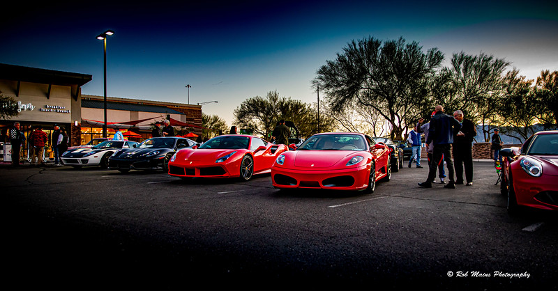 2020-02-01 February Scottsdale Motorsports Gathering