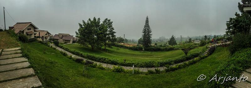 Villa @ Umbul Sidomukti