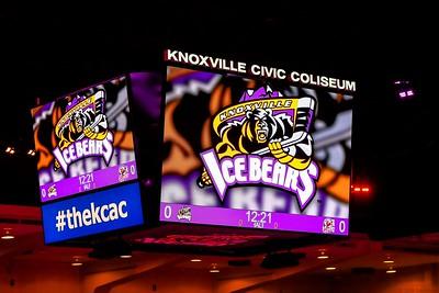 Ice Bears (5) v Huntsville (4) 10-11-19 Preseason Game
