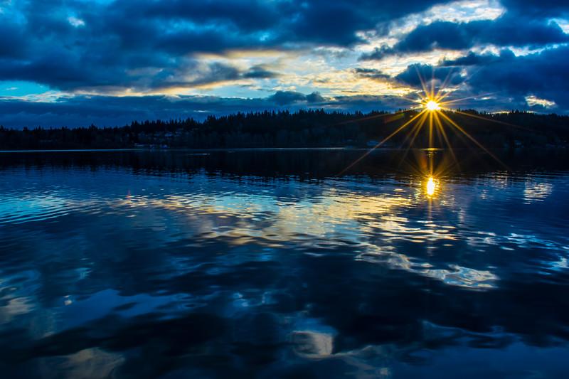 Sun Star Lake