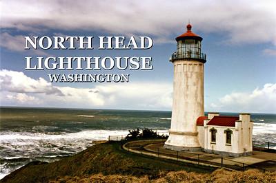North Head Lighthouse, Washington