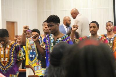 """Triumph Church Annual MLK Program, """"Unity in the Community"""""""