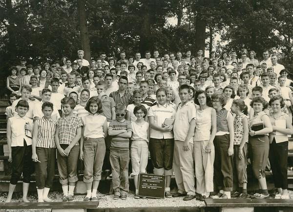 Camp Photos 1957