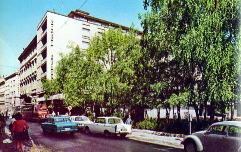 "Hotel ""Evropa"""