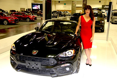 SF Auto Show 2016