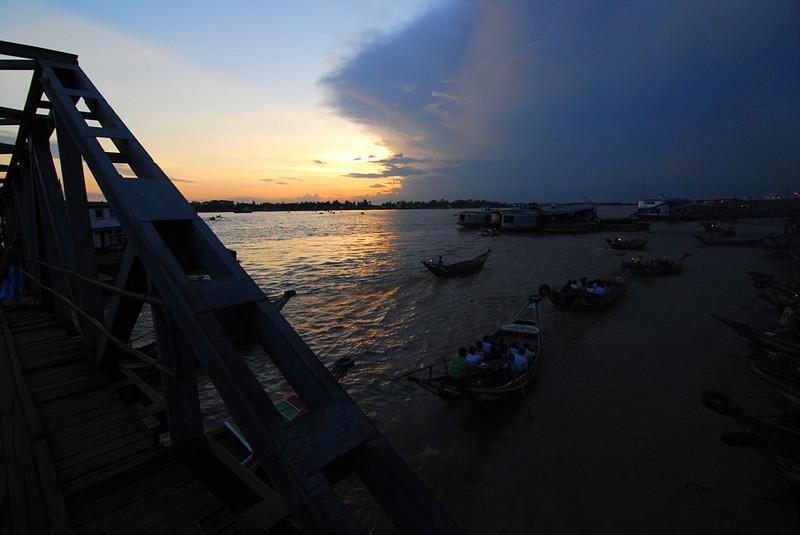 Yangon River at Sunset Myanmar (9).jpg