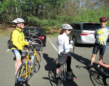 May 4 Saturday (Alt. Ride)