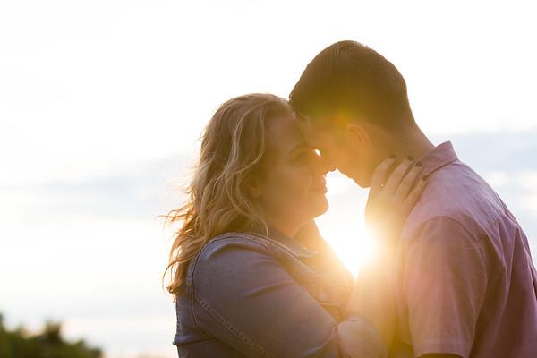 Kayleigh & Ryan - Engagement Shoot