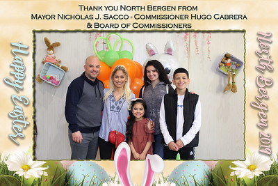 North Bergen 2019 Easter Day Event