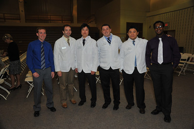 2011 Pharmacy Pinning Ceremony