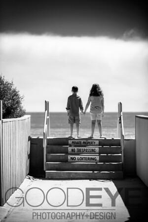 Nicole + John = Gianna > Jackson (Family Photography) @ Seascape Beach, Aptos, California