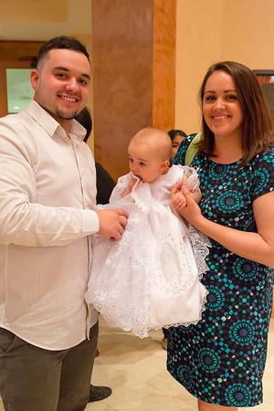 Lilia's Baptism