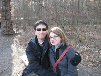 January 2009: Sweetwater Creek State Park
