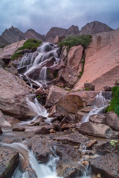 Chasm Lake Falls