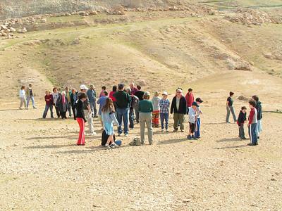 Pesach Tiyul Dead Sea Pesach 2006