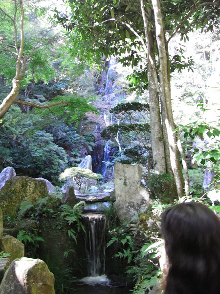 Nino Taki (the second waterfall)