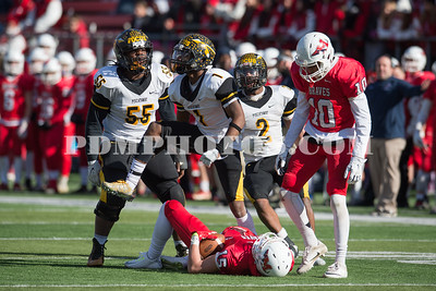 Central Jersey Group V Championship - Piscataway v Manalapan 12-03-2016