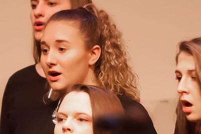 2018 Choir Concert