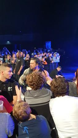 Roman Reigns - WWE Live Vienna 2019