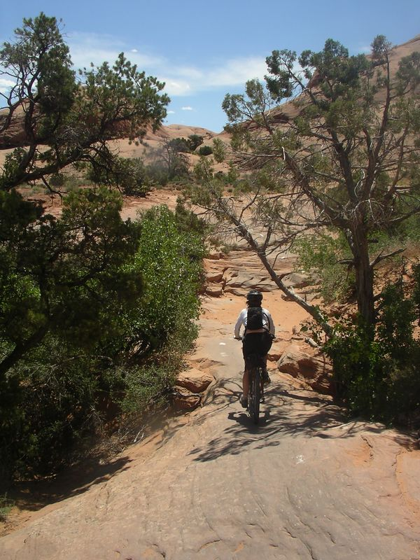 I just love this trail.