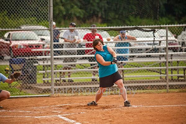 Church League Softball 07-20-09