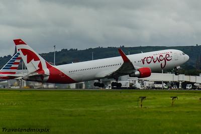 Air Canada and Air Canada Rouge