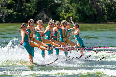 Waterski - Mad-City - Nationals [d] Aug 15, 2021