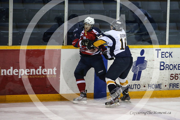 K.L. Vs North Bay Trappers January 5th 2013