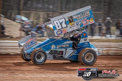 Lincoln Speedway - 03/14/2020 - Dave Dellinger