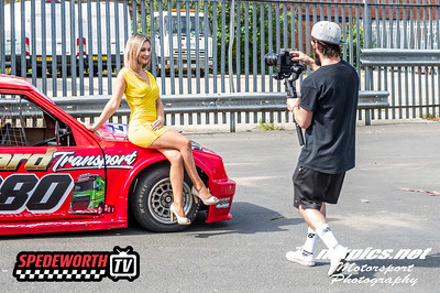 Behind the Scenes with Spedworth TV