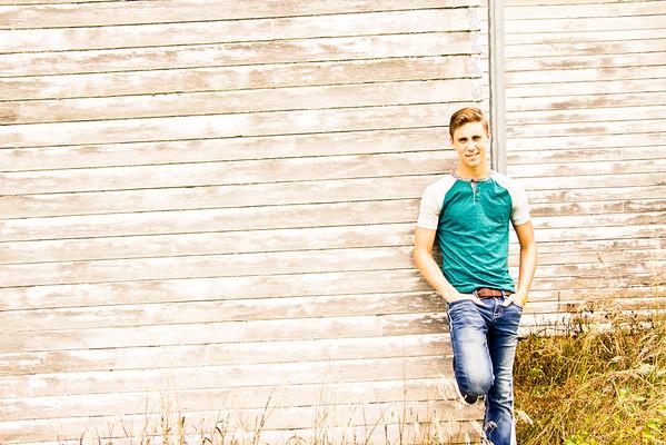 Sam F Senior Photos