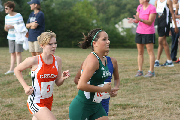 2012 9.1 Girls XC Miamisburg