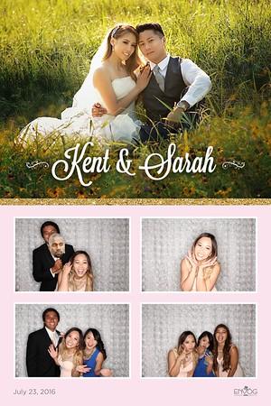 Kent & Sarah (prints)