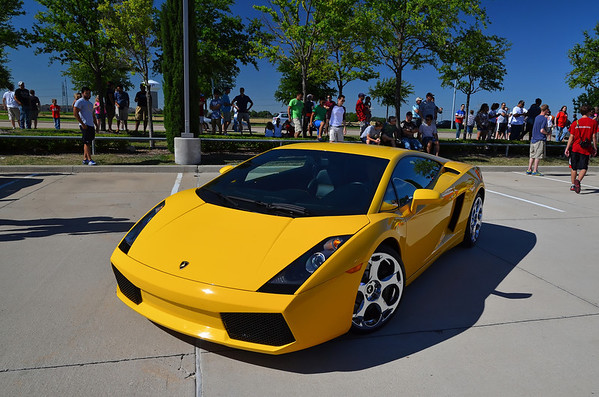 Cars and Coffee - June 2014