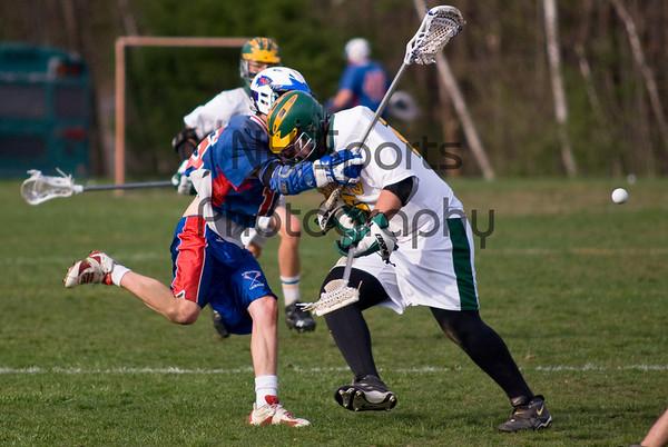 2008 - Brady Lacrosse