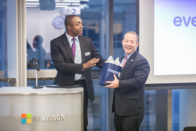 2017-05-18 DC - EveryoneON Reception @ Microsoft