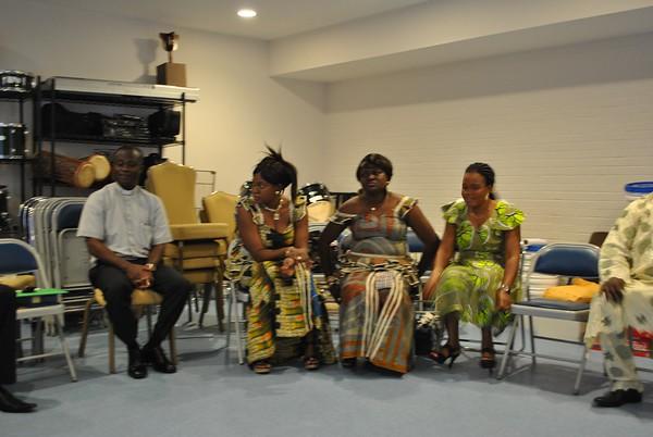 Rebirth of the GCC Choir
