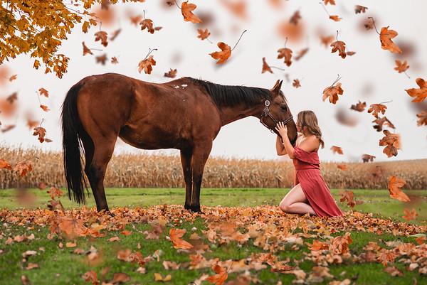 Jesara's Horse Session