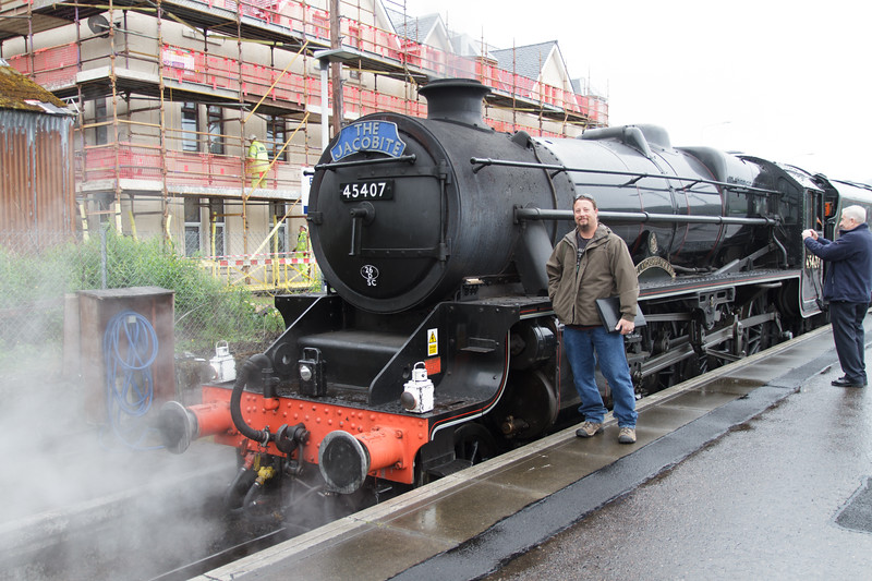 Jacobite Steam Train, Fort William - 09.jpg