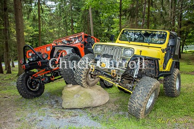 Wheels At The Wilderness Hosted by Seven Mountains Jeeps - August 26, 2018