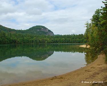 Cathedral Ledge & Echo Lake