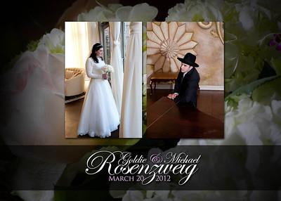 Sample Wedding Albums