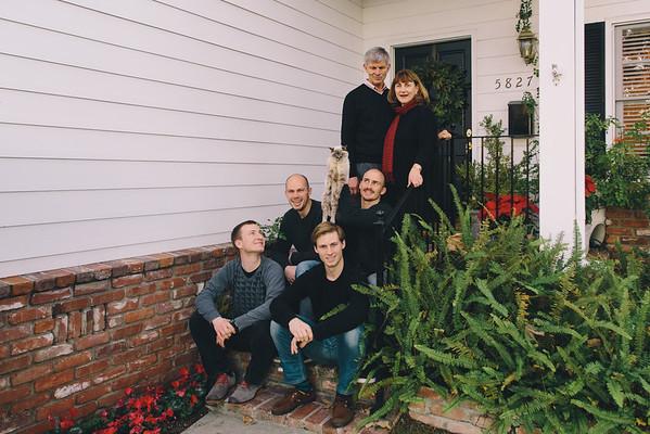 Dallas Family Portrait
