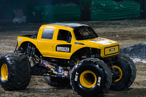 Monster Jam Oakland Coliseum 2019