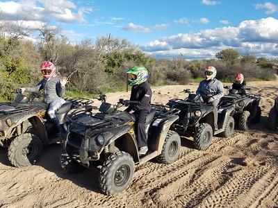 2-16-19 PM ATV tour Dustin
